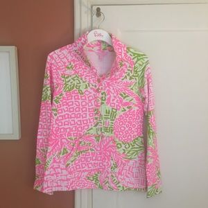 Lilly Pulitzer Captain Popover, size S, like new!
